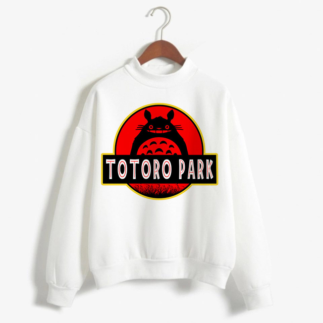 TOTORO THEMED SWEATSHIRT (25 VARIAN)