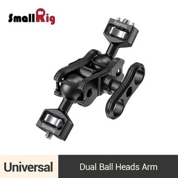 SmallRig Articulating Magic Arm Extension Arm With Dual Ball Heads for Atomos Shogun 7 Monitor/Screen -2448
