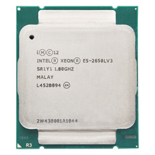 INTEL XEON E5-2650LV3 E5 2650L V3 E5 2650LV3 E5-2650L V3 1,8 GHz 12-Core LGA2011-3 Für X99 motherboard