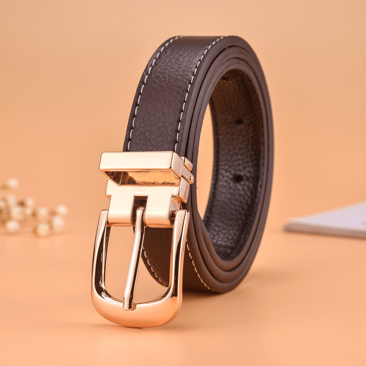 Children's Belt Boys Girls Big And Middle School Students Belt School Uniform Military Training Belts Luxury Fashion 65cm-110cm