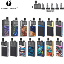 New Lost Vape Orion Q PRO Pod Vape Kit Orion Q Pro 2ml Cartridge 950mAh Battery Electronic Cigarette MTL DTL Vaping Vaporizer