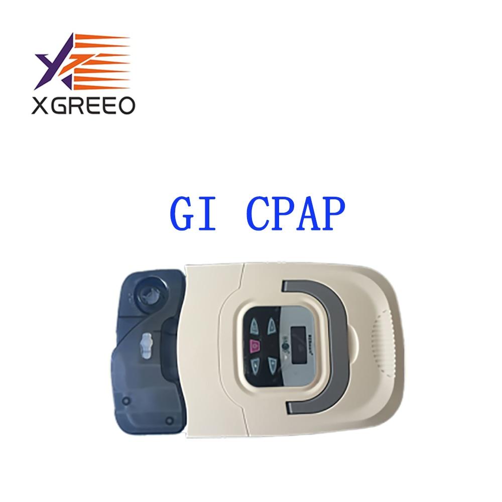 BMC XGREEO GI maszyna cpap do przeciw chrapaniu bezdech senny z maską torba do noszenia higiena osobistej elektryczny nawilżacz agd
