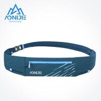 Aonijie W8105-riñonera para correr, ligera y cómoda, riñonera de hidratación, bolsillos deportivos para trotar, Fitness, gimnasio, senderismo
