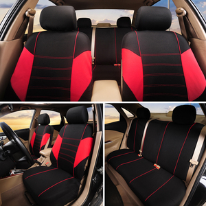Image 5 - Car Seat Covers Airbag compatible Fit Most Car, Truck, SUV, or Van 100% Breathable with 2 mm Composite Sponge Polyester Cloth