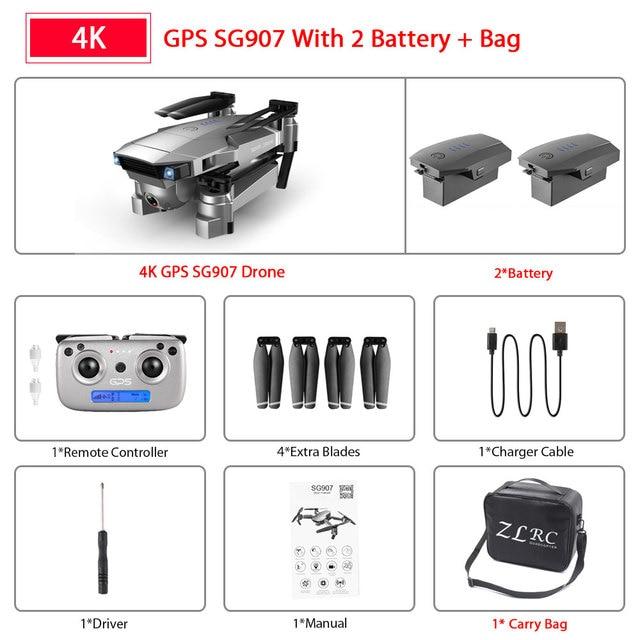 SG907 4K 2B Bag