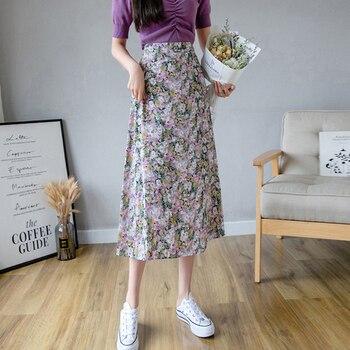 Purple --Skirt