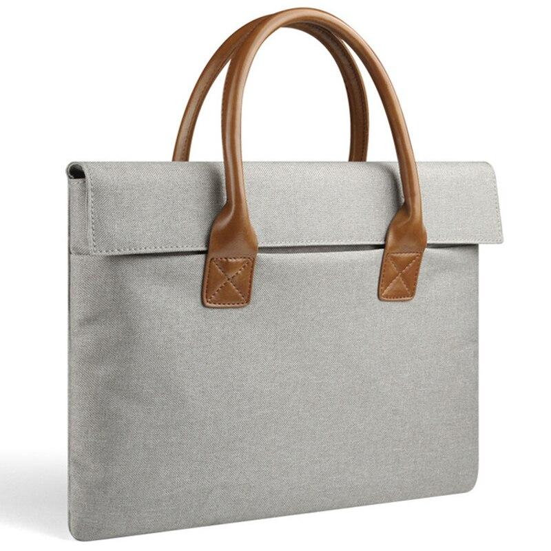 Laptop Bag Case 13/14/15/15.6 Inch Shoulder Handbag  For Macbook Air Pro Computer Portable Bags Messenger Women Men Notebook Bag