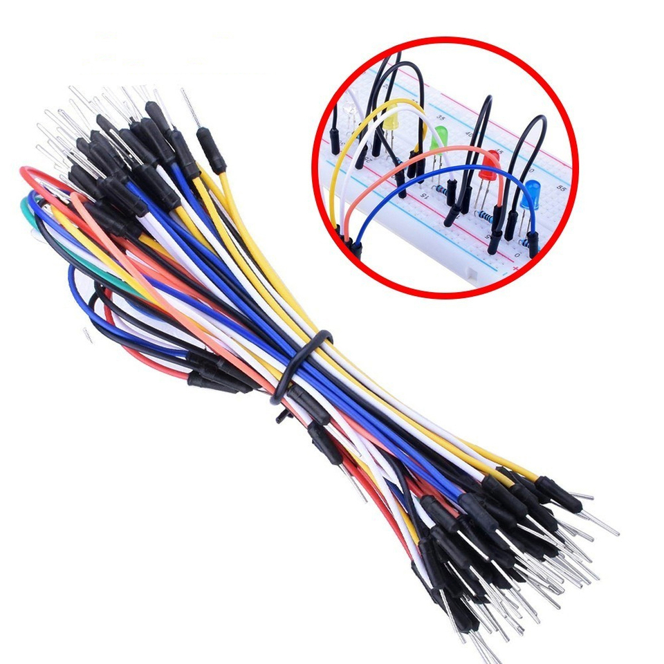 Expansion BoardTerminal Adapter DIYKit+400P Breadboard+120Pcs Jumper Wire M//F T4