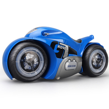 AZMA 2.4G rc Vehicle Toy 1:12 RC Motorcycledrift toys Electric motor toy music & LED light electrical toys children cool gifts