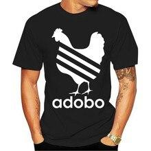 Camiseta frango adobo engravado pinoy humor filipino filipinas 2021