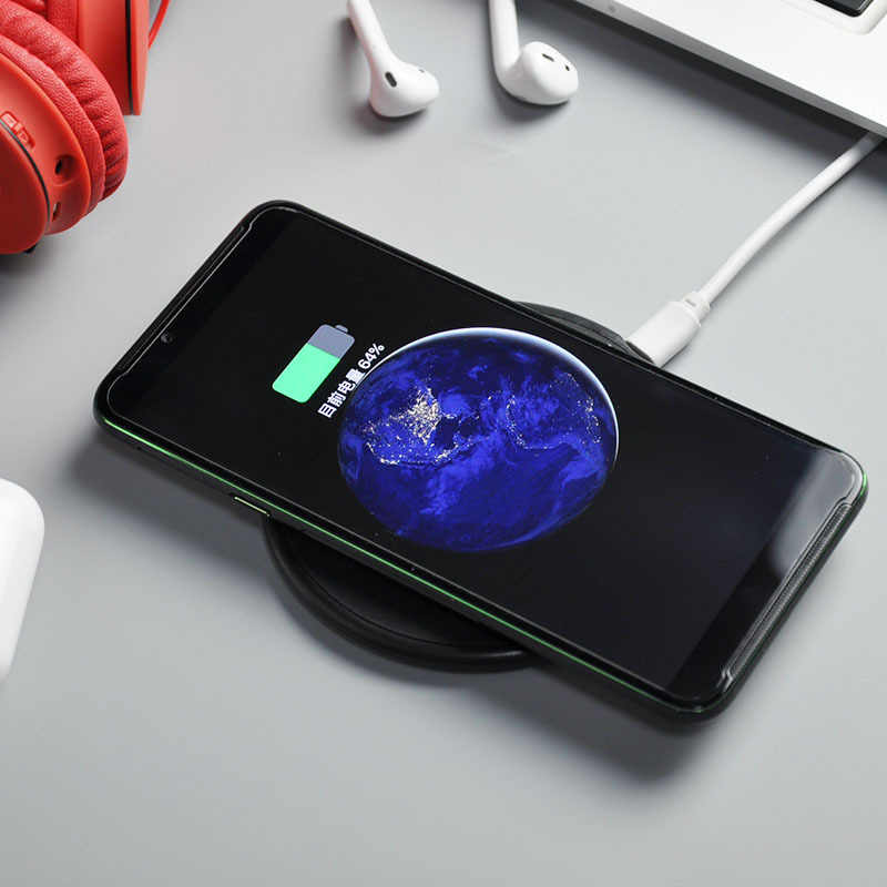 10W Qi Cepat Charger Nirkabel Pengisian Induksi USB Charger untuk IPhone11 Pro Max X XS XR untuk Samsung Galaxy note10 8 S8 PLUS