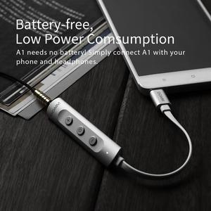 Image 3 - GGMM Mini Di Động Bộ Khuếch Đại Tai Nghe Kim Loại C USB DAC Amp Âm Thanh Audio 3.5Mm DAC Amp USB Adapter Chuyển Đổi android Điện Thoại Máy Tính V. V...