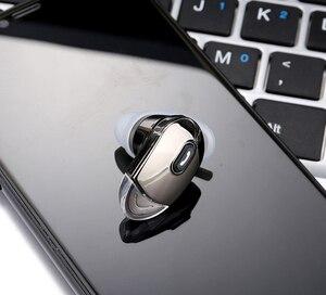 Image 2 - 워키 토키 블루투스 헤드셋 K/M 타입 미니 이어폰 핸드 헬드 양방향 라디오 무선 헤드폰 모토로라 Baofeng 888S UV5R