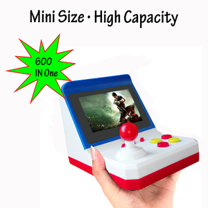 Image 3 - Mini Arcade Game Retro Machines for Kids with 600 Classic Video Games Console Home Travel Portable Gaming System Children Toys