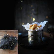Fondo de fotografía de cielo estrellado, accesorios de fotografía de fondo de Dreamy moteado