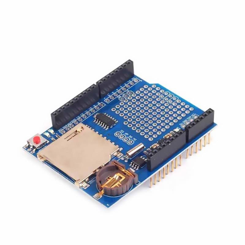 XD-204 модуль регистрации данных, устройство записи данных V1.0 для SD-карты Arduino UNO