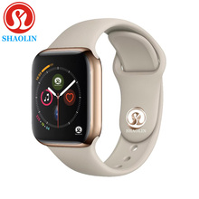 Bluetooth Smart Watch Clone SmartWatch 42mm for Apple iOS iPhone Android Samsung Smart Phone NOT Apple Watch Fitness Tracker memteq 1 54 lcd bluetooth smart wrist watch nfc for ios android samsung iphone i great 3 2 0m pixel smart watch