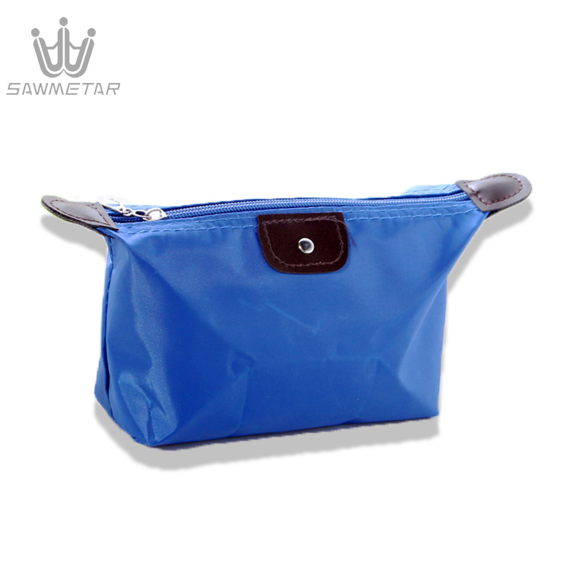 Cosmetic Bags Women Travel Make Up Bag Small Pouch Zipper Portable Waterproof Wash Toiletry Bag Beauty Case 2019 Fashion