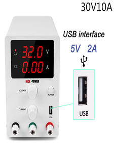 Voltage-Regulator Switching Power-Supply Display Digital Adjustable New-Arrivals 30v 10a