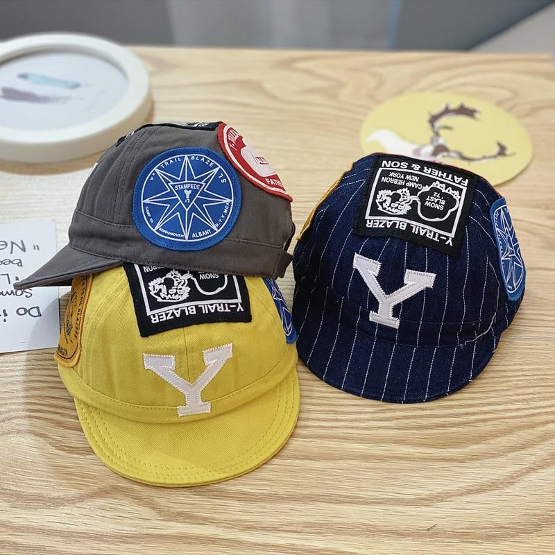 Unisex Baby Boy Girls Toddler Baby Hats Denim Baseball Cap Beret Sun Outdoor Hat