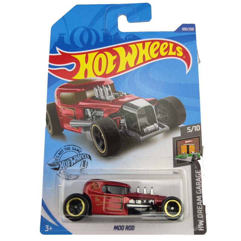 2020-109 Hot Wheels 1:64 Car ROLLER TOASTER Metal Diecast Model Car Kids Toys Gift