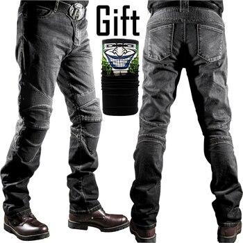 2018 nouveau Pantalon de Moto hommes Moto Jeans équipement de protection équitation Touring Moto Pantalon Motocross Pantalon Moto Pantalon