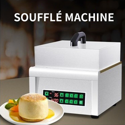 Souffle machine commercial copper braised waffle machine multi-function automatic temperature control Pancakes Makchine 220v