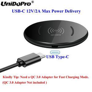 Image 3 - Cargador inalámbrico rápido Qi de 15W con adaptador QC 3,0, CA, UE, para Blackview BV9800, BV9700, BV9600, BV6800, BV5800 Pro, BV9500 Plus