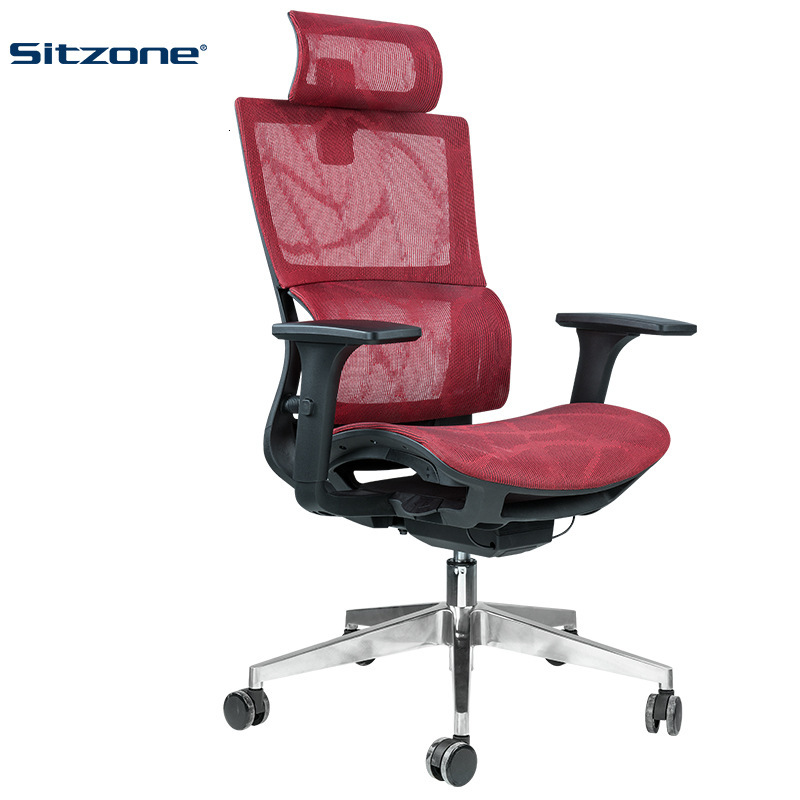 One Human Body Engineering Chair Lift Computer Chair Household Boss Chair Comfortable Full Network To Work In An Office Chair