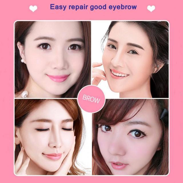 1/2/3 Pcs Portable Eyebrow Knife Women Makeup Facial Tool Eyebrow Lip Razor Trimmer Blade Shaver Knife Beauty Tool Kit TSLM1 5