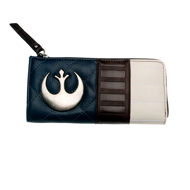 Star Wars Wallet Large Capacity Wallets Female Purse Lady Purses Phone Pocket Card Holder DFT5508
