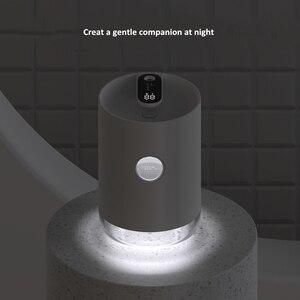 Image 5 - ホーム空気加湿器 1L 3000 2600mah のポータブルワイヤレス USB アロマ水ミストディフューザーバッテリーライフショーアロマ Humidificador