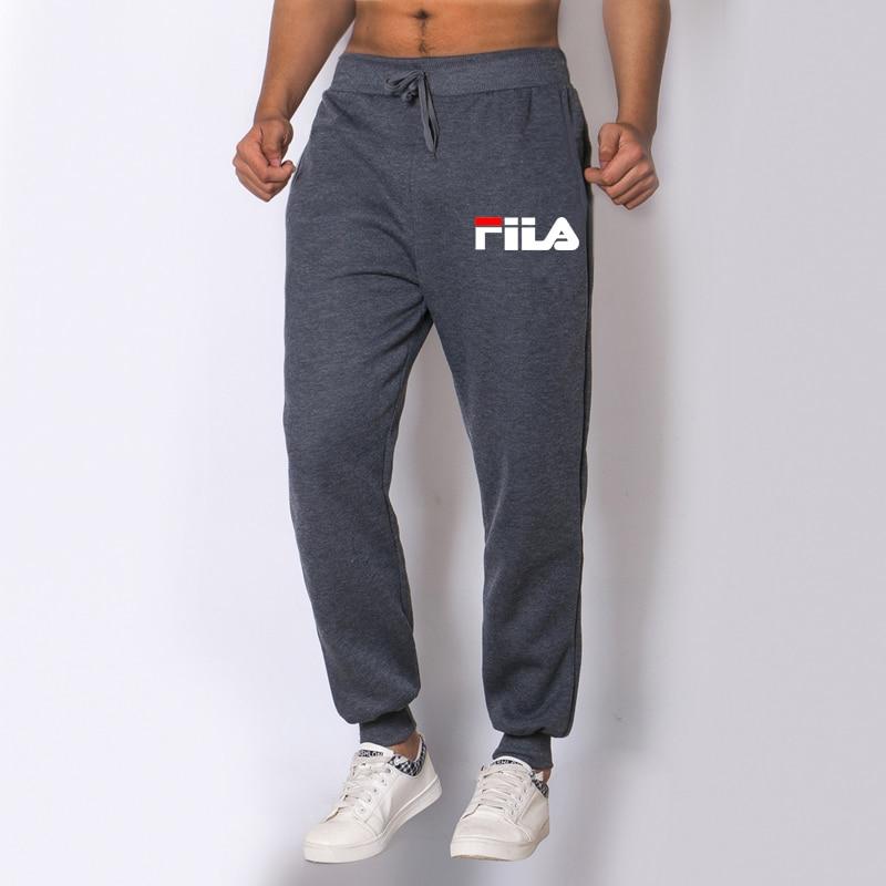 2021 бренд, для бега, прогулок, спортивные штаны, брюки для фитнеса, Мужская спортивная одежда, одежда для пробежек, в наличии большие размеры; ...