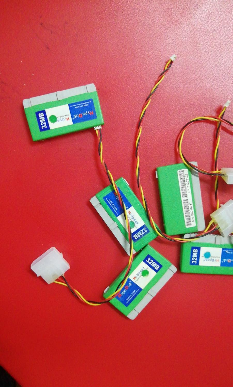 Original!!! 32mb IDE 40Pin DOM SSD Disk Auf Modul Industrie IDE Flash speicher 40 Pins MLC