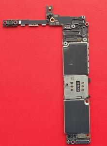 Image 2 - 中古オリジナルマザーボード iphone 6 s プラス 6 s + 6SP 16 ギガバイト icloud メインボード、ノータッチ id ボード、変更後 cpu ベースバンド作業