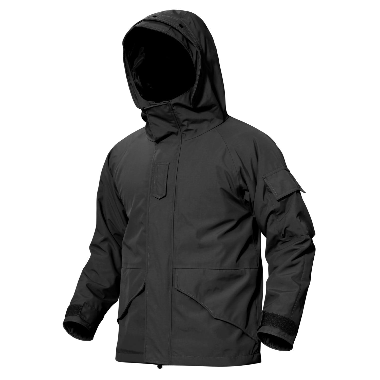 Men 3 in 1 Hiking Jacket Tactical Outdoor Thermal Hoodie Men's windbreakers waterproof man camouflage military uniform hunting|Hiking Jackets|   - title=