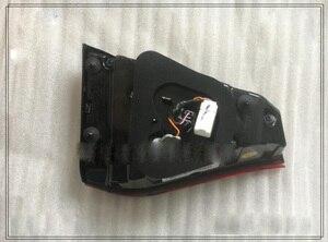 Image 5 - 1pcs auto bupmer fanale posteriore per Kia K2 KX Croce luce posteriore Rio freno 2017 ~ 2019LED accessori auto luce di coda per KX Croce luce posteriore