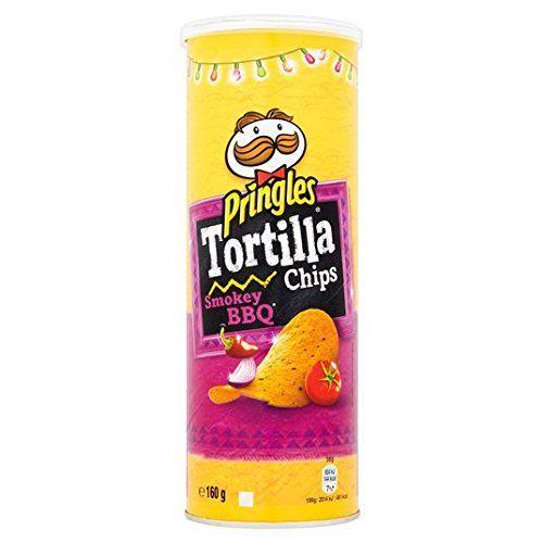 Pringles Tortilla BBQ 180g