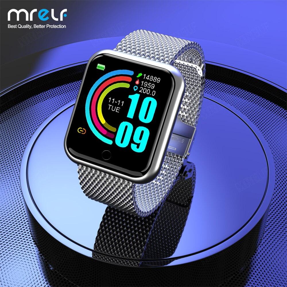 2020 Смарт-часы для мужчин умные часы Bluetooth монитор сердечного ритма фитнес женские часы для Android умные часы для женщин и детей