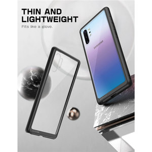 Image 2 - Supcase Voor Samsung Galaxy Note 10 Plus Case (2019 Release) ub Stijl Premium Hybrid Tpu Bumper Beschermende Clear Pc Back Cover