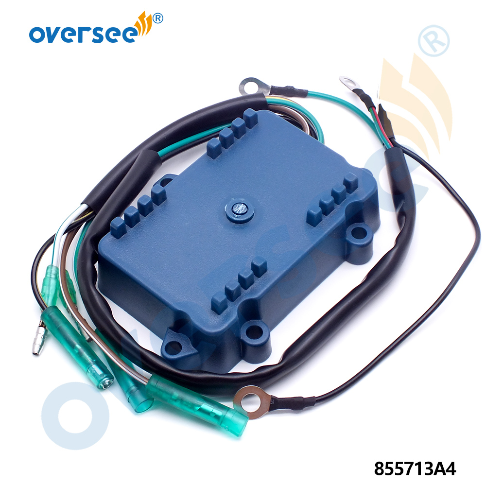 855713A4 CDI For Mercury Mariner Outboard Motor Parts Switch Box PS 2 Stroke 855713A3 6 25HP 855713