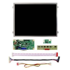 Image 2 - 10,4 zoll VS140T 003A 1024x768 IPS LCD Screen mit VGA LCD Controller Board