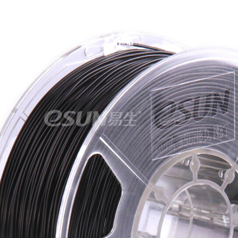 ESUN 3D yazıcı Filament /TPU PETG filament 1.75mm 1KG 340M/3D yazıcı