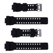 Silicone Strap Band Sports Men Diving Black For G-Shock for CASIO Replace Electronic Watch