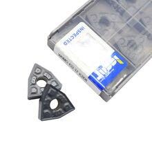 20 шт wnmg080408 tf ic908 внешние токарные инструменты карбидная
