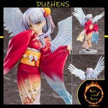 100% oryginalny oryginalny anioł bije Tachibana Kanade kimono figurka figurka Anime zabawki kolekcja figurek Doll prezent