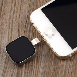 Image 3 - Siêu Thanh Kim Loại N Kính Đèn LED Cổng USB Dành Cho iPhone 6/6 S/6 Plus/7/7 plus/8/X MacBook OTG/Lightning 2 In 1 Bút Cho Android PC