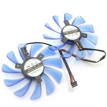FDC10U12S9-C FDC10H12S9-C 12V 0.35A 4 4Pin Para SUA RX470 Fio 474 570G 8 4G RX580 584 588 590 IceQX2 Placa Gráfica Ventilador de Refrigeração