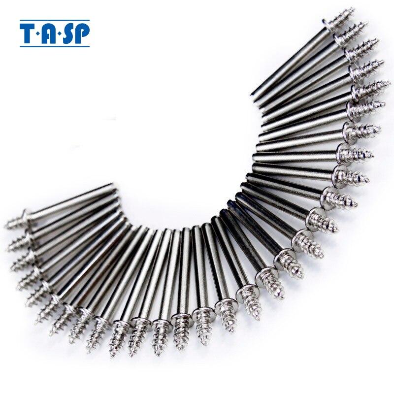 TASP Screw Mandrels 3mm 1/8'' Shank 30pcs Mini Drill Rotary Tool Polishing Accessories