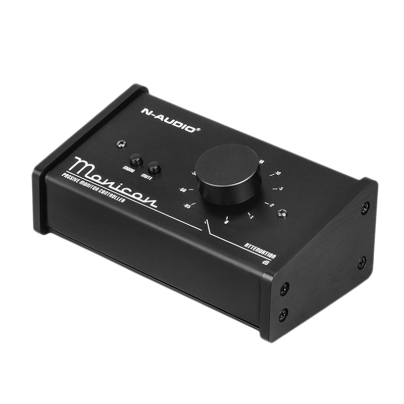 3.5mm Stereo Coaxial Input MT2 Passive Passive Monitor Controller